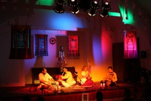 Indian classical music cirsle