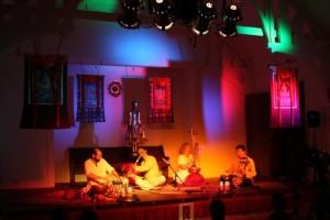 Indian classical music cirsle